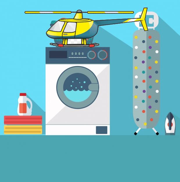 Noisy washer